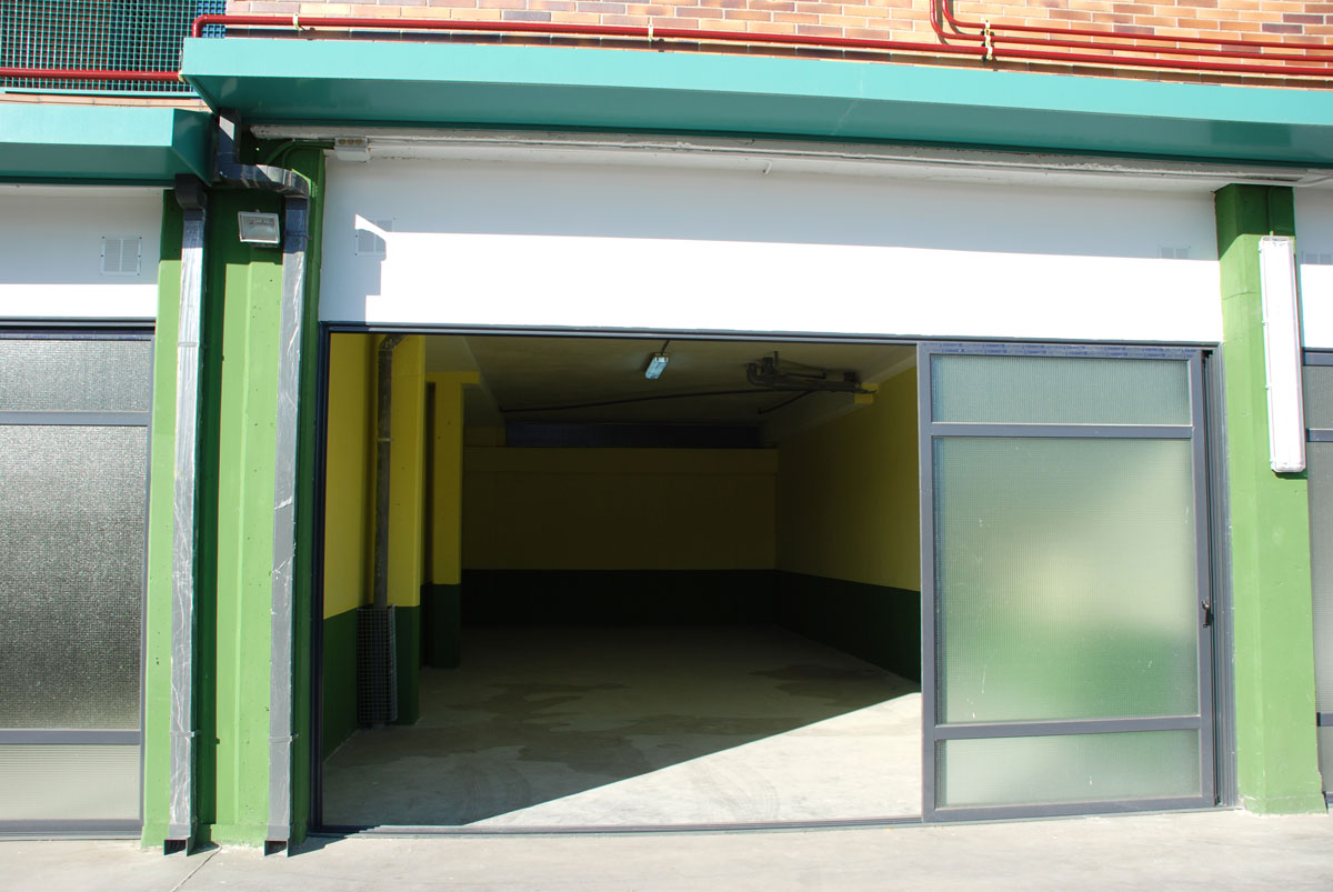 Alquiler garaje san sebasti n de los reyes alcobendas - Alquiler plazas de garaje madrid ...