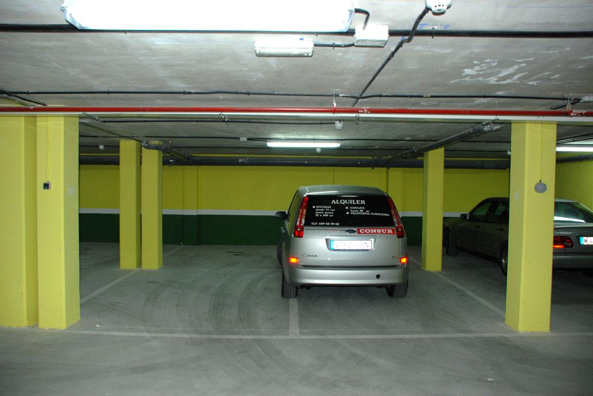 Alquiler garaje alcobendas for Alquiler garaje